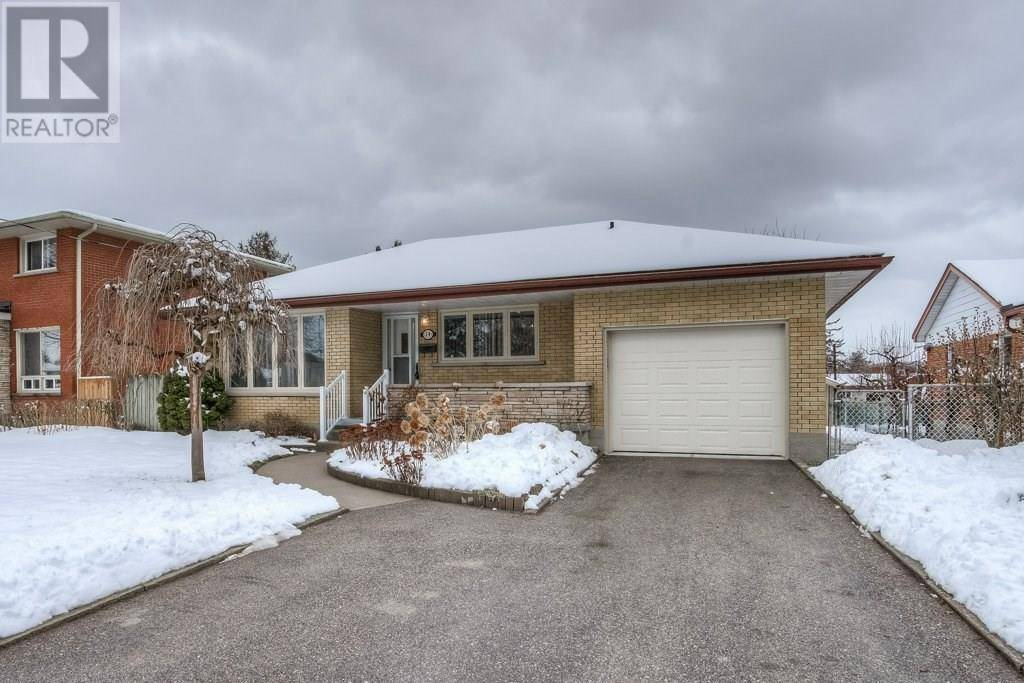 House for sale at 14 Alexander Ave Cambridge Ontario - MLS: 30792098