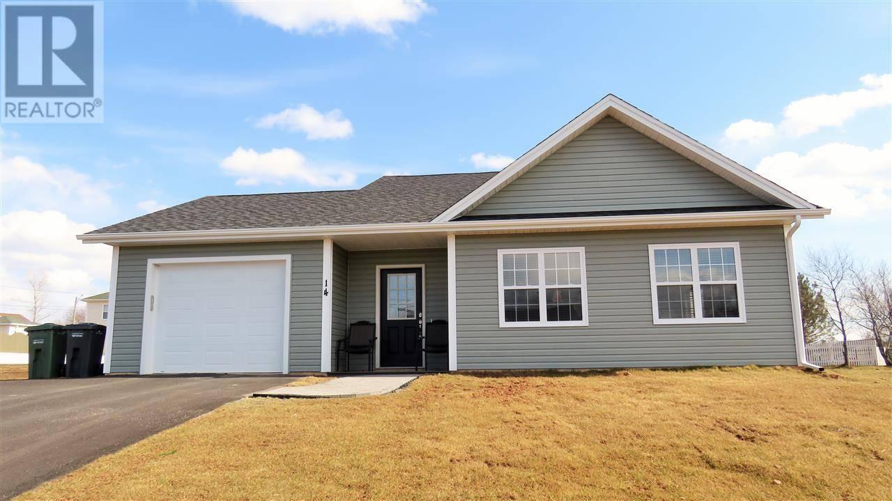 House for sale at 14 Amanda Dr Charlottetown Prince Edward Island - MLS: 202003903