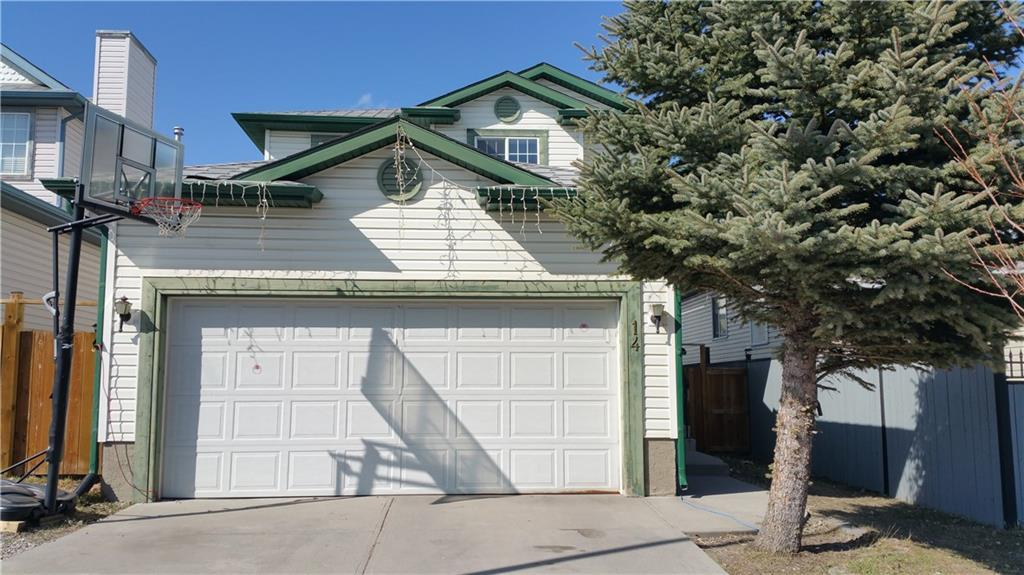 For Sale: 14 Anaheim Place Northeast, Calgary, AB | 4 Bed, 2 Bath House for $399,000. See 23 photos!