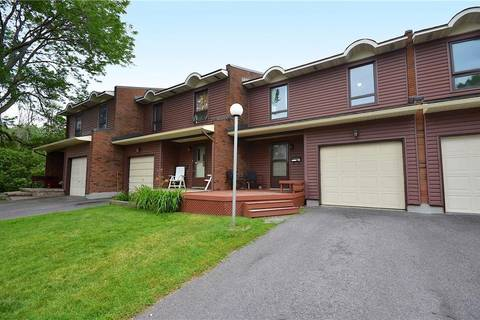 Townhouse for sale at 14 Arnold Dr Ottawa Ontario - MLS: 1161284