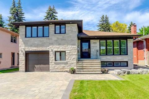 House for sale at 14 Arrowstook Rd Toronto Ontario - MLS: C4491484