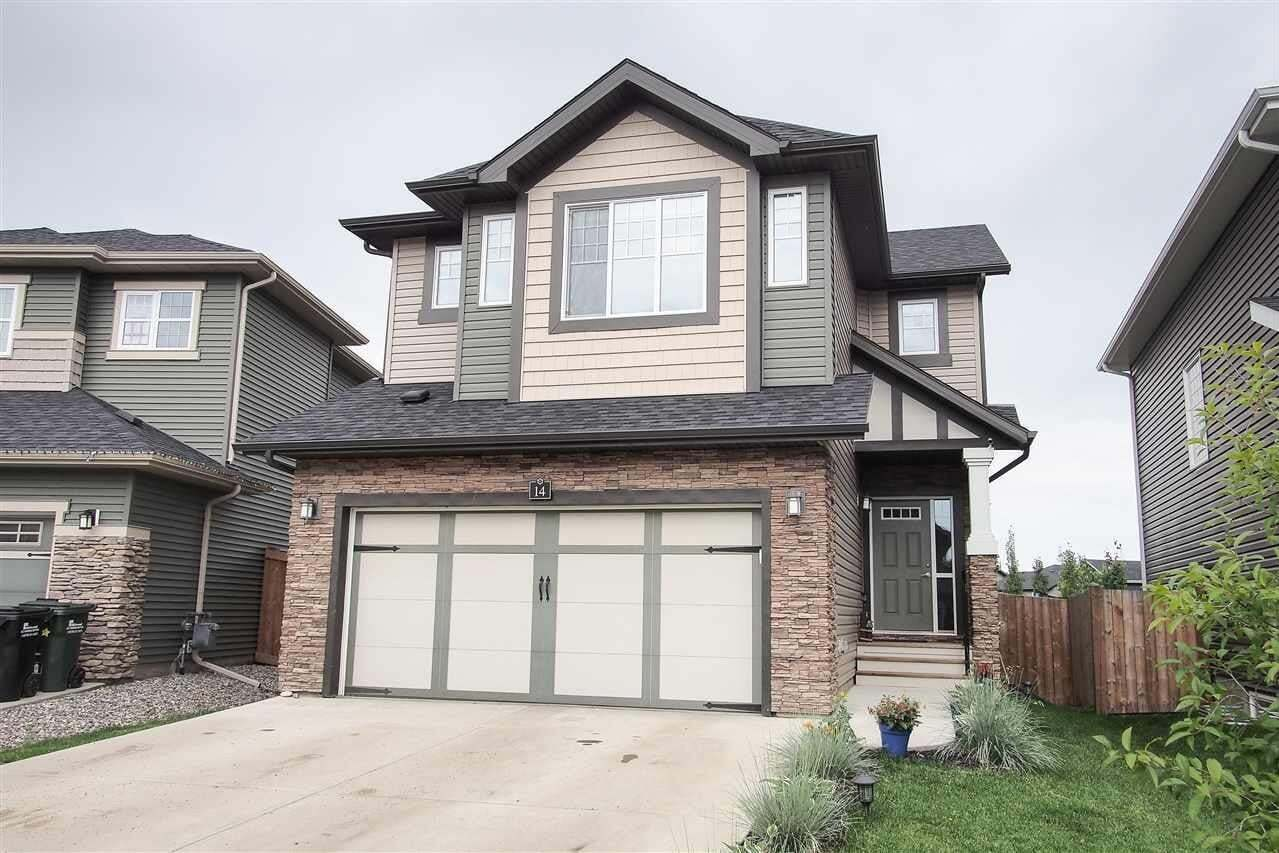 House for sale at 14 Ashmore Ba Sherwood Park Alberta - MLS: E4205317