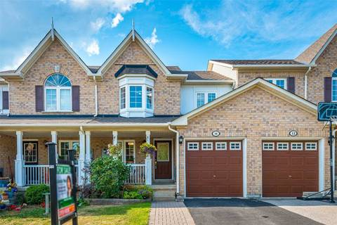Townhouse for sale at 14 Autumnglen Rd Markham Ontario - MLS: N4539625