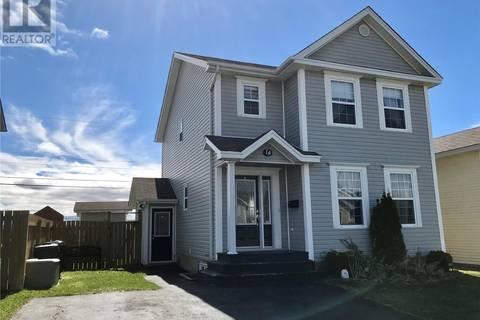 House for sale at 14 Balnafad Pl Kilbride Newfoundland - MLS: 1196201