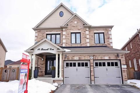 House for sale at 14 Bassett Cres Brampton Ontario - MLS: W4698140