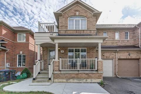 Townhouse for sale at 14 Beachsurf Rd Brampton Ontario - MLS: W4518511