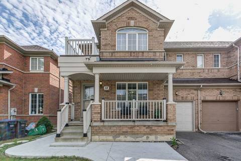 Townhouse for sale at 14 Beachsurf Rd Brampton Ontario - MLS: W4545542