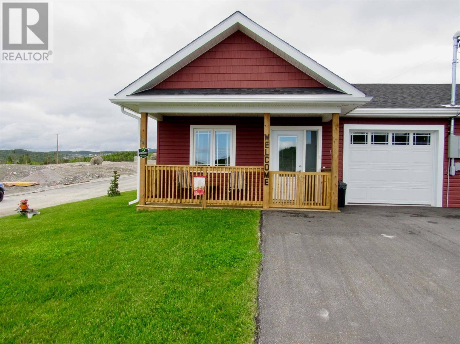 House for sale at 14 Beaumont Hamel St Corner Brook Newfoundland - MLS: 1198278