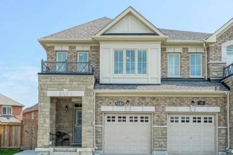 Townhouse for sale at 14 Bernadino St Brampton Ontario - MLS: W4613432