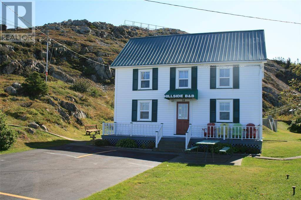 Residential property for sale at 14 Blanford's Ln Twillingate Newfoundland - MLS: 1212563
