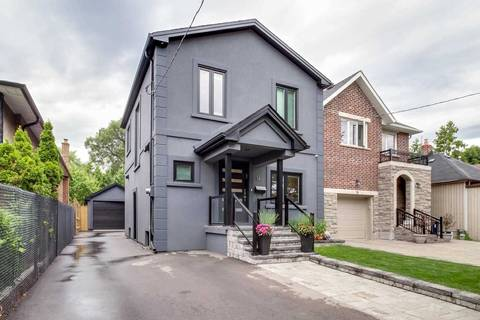 House for sale at 14 Bowsprit Ave Toronto Ontario - MLS: W4551282