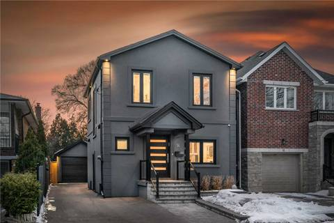 House for sale at 14 Bowsprit Ave Toronto Ontario - MLS: W4700024