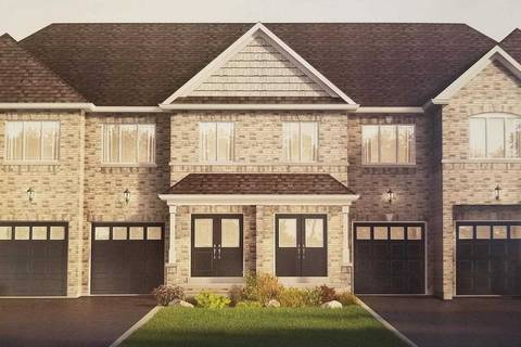 Townhouse for sale at 14 Bruton St Thorold Ontario - MLS: X4644479