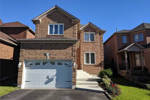 House for sale at 14 Buckhorn Ave Richmond Hill Ontario - MLS: N4471604