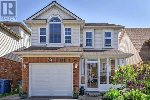 House for sale at 14 Buckthorn Cres Guelph Ontario - MLS: 30740329