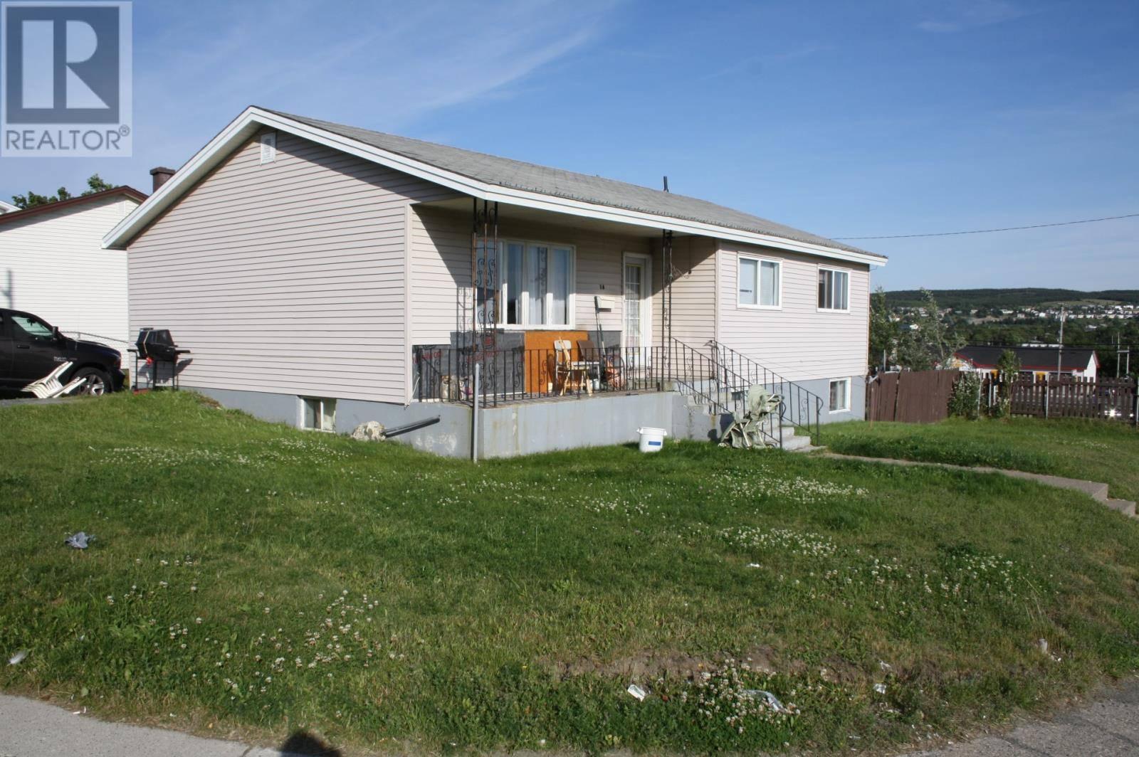 House for sale at 14 Burgeo St St. John's Newfoundland - MLS: 1209912