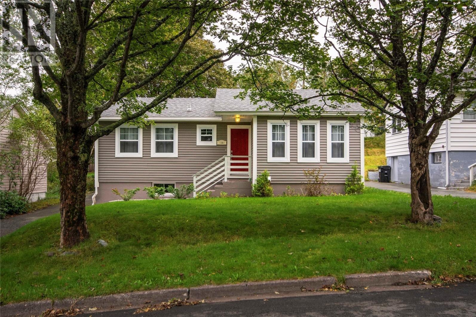 House for sale at 14 Burke Pl St. John's Newfoundland - MLS: 1221292