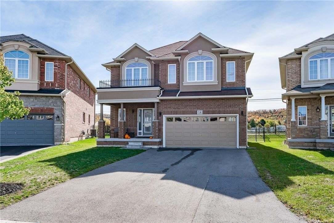 House for sale at 14 Carpenter Ct Grimsby Ontario - MLS: H4090989