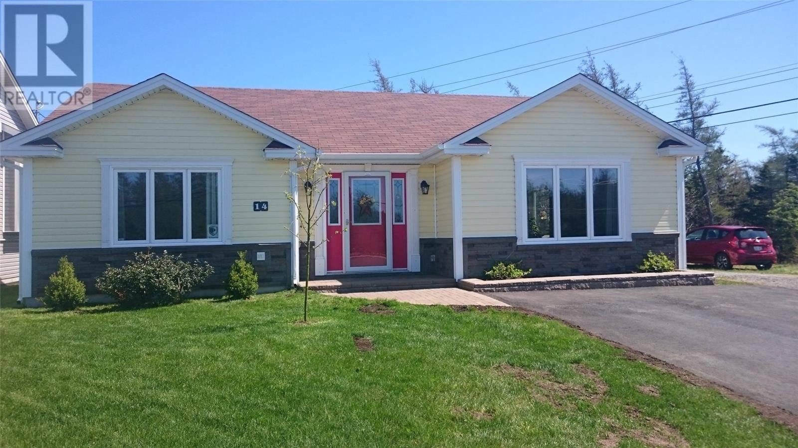 House for sale at 14 Castle Bridge Dr St. John's Newfoundland - MLS: 1200791