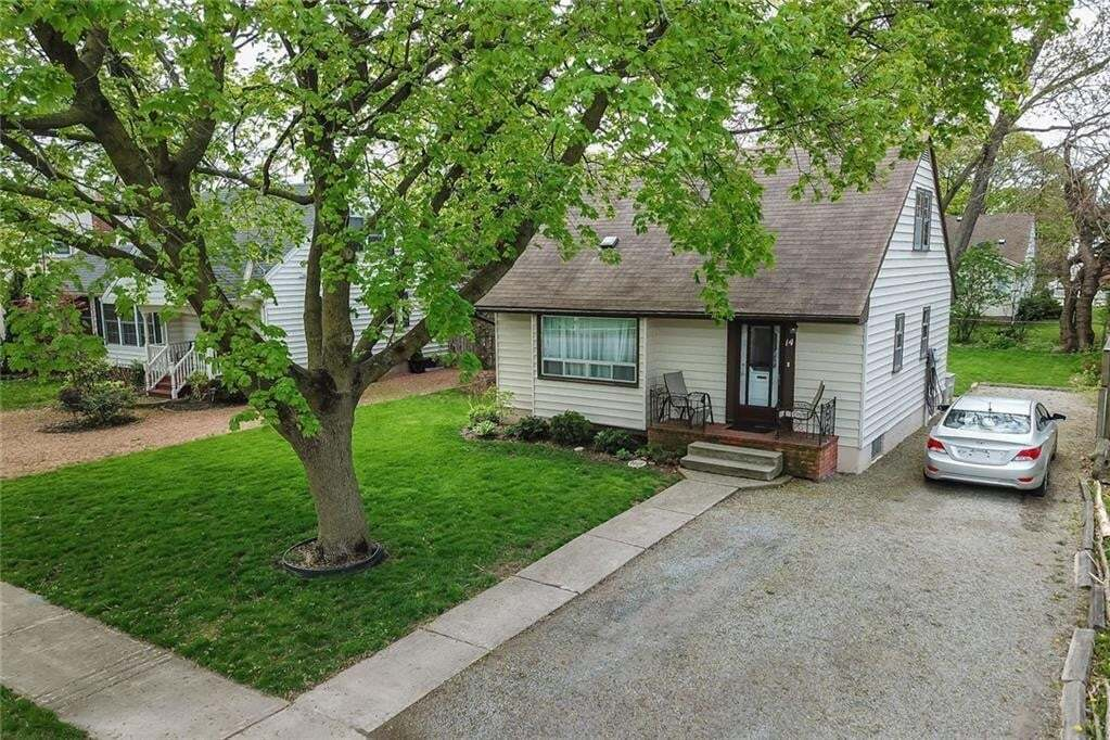 House for sale at 14 Castlereagh St Niagara-on-the-lake Ontario - MLS: 30805034