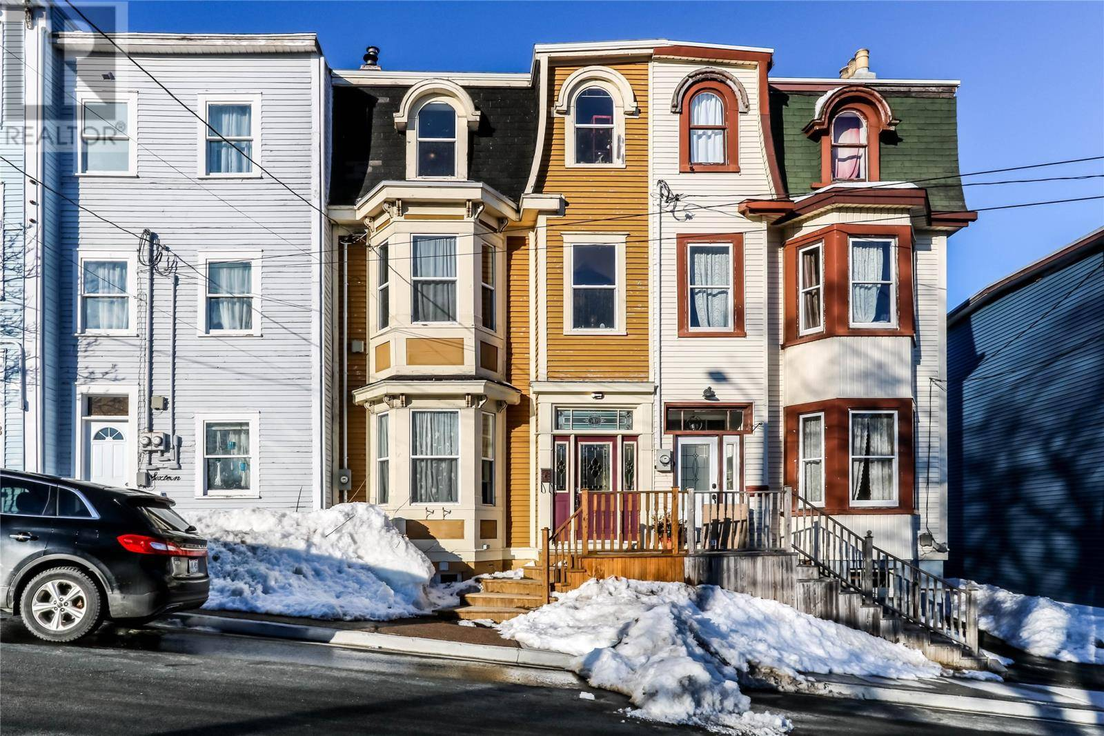 House for sale at 14 Cathedral St St. John's Newfoundland - MLS: 1212338