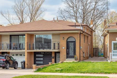 Townhouse for sale at 14 Chapman Rd Toronto Ontario - MLS: W4440926