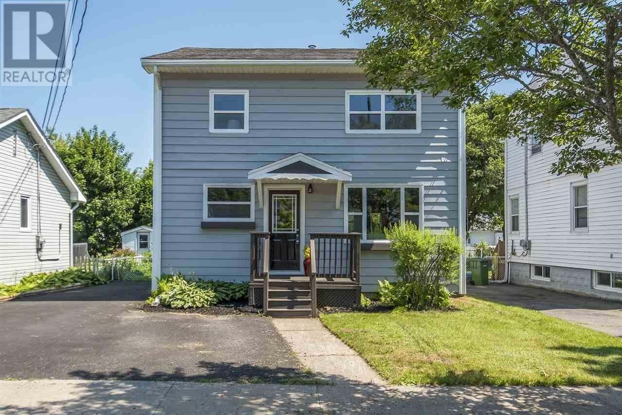 Townhouse for sale at 14 Chappell St Dartmouth Nova Scotia - MLS: 202012825