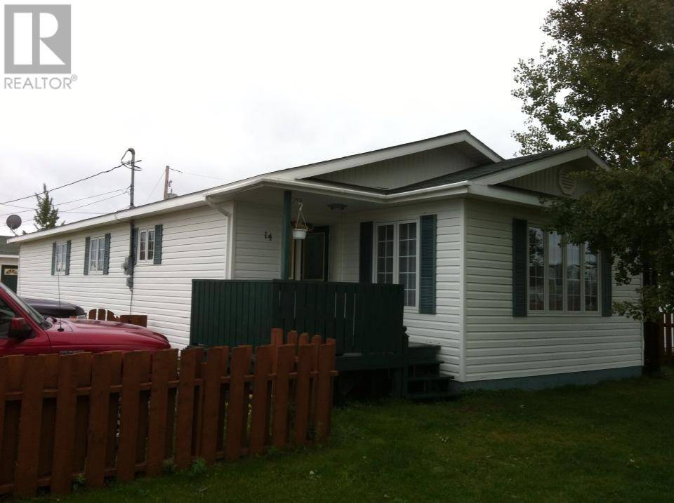 House for sale at 14 Chaulk St Happy Valley-goose Bay Newfoundland - MLS: 1187600