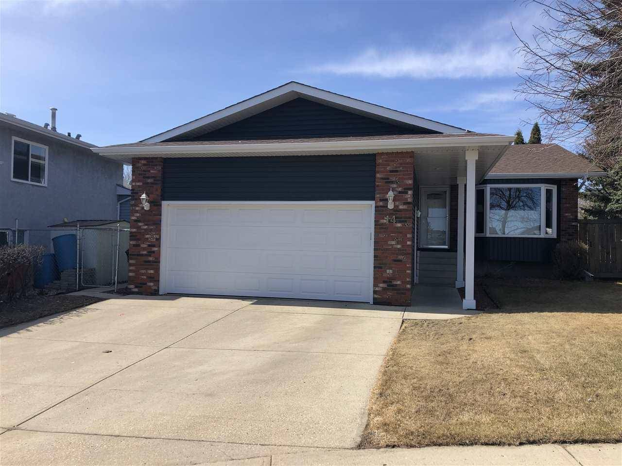 House for sale at 14 Chelsea Pl Sherwood Park Alberta - MLS: E4188111