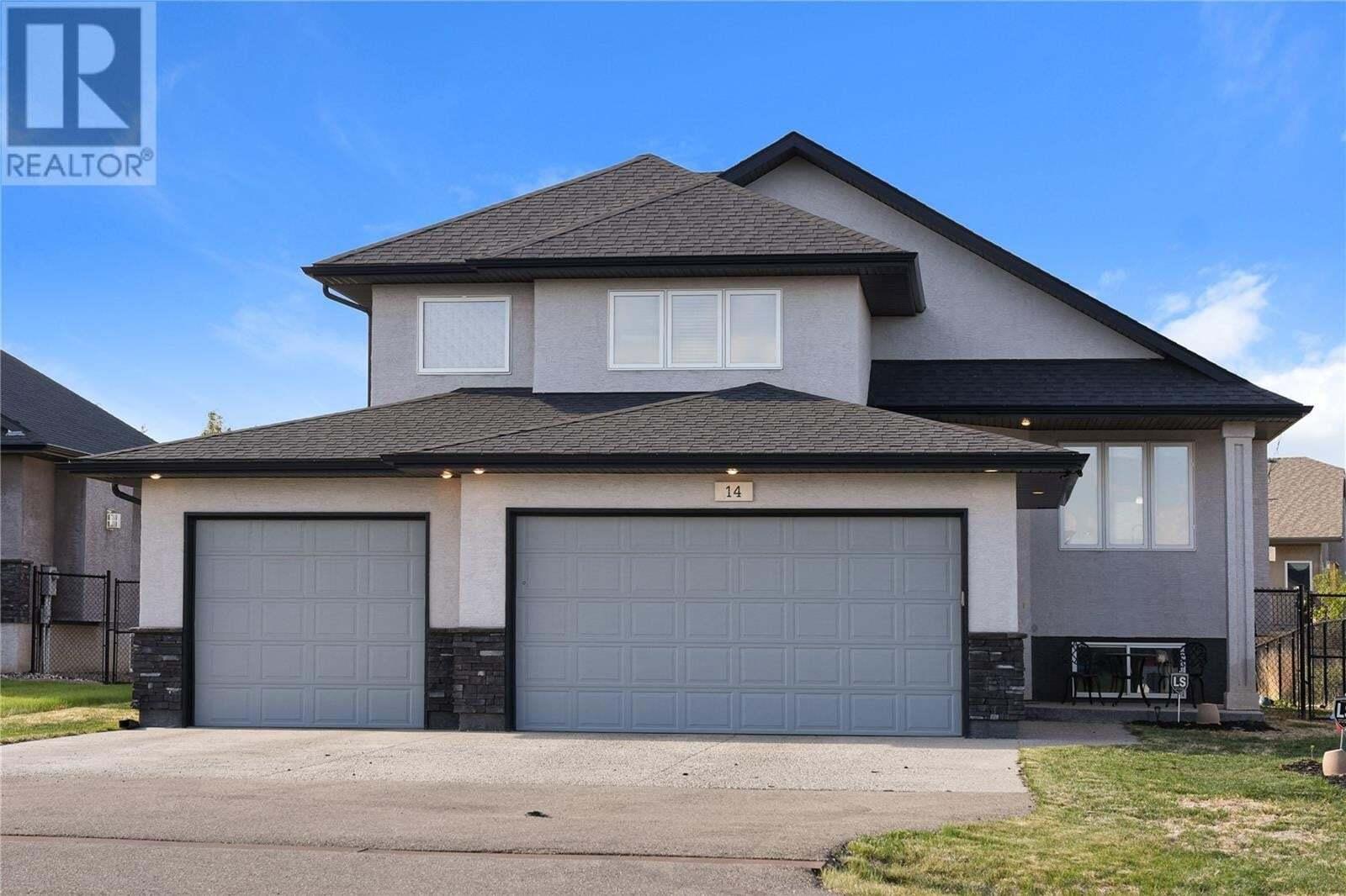 House for sale at 14 Churchill Cres White City Saskatchewan - MLS: SK810725