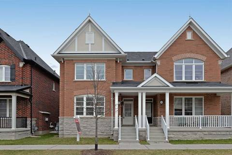 Townhouse for sale at 14 Cinemark Ave Markham Ontario - MLS: N4420889