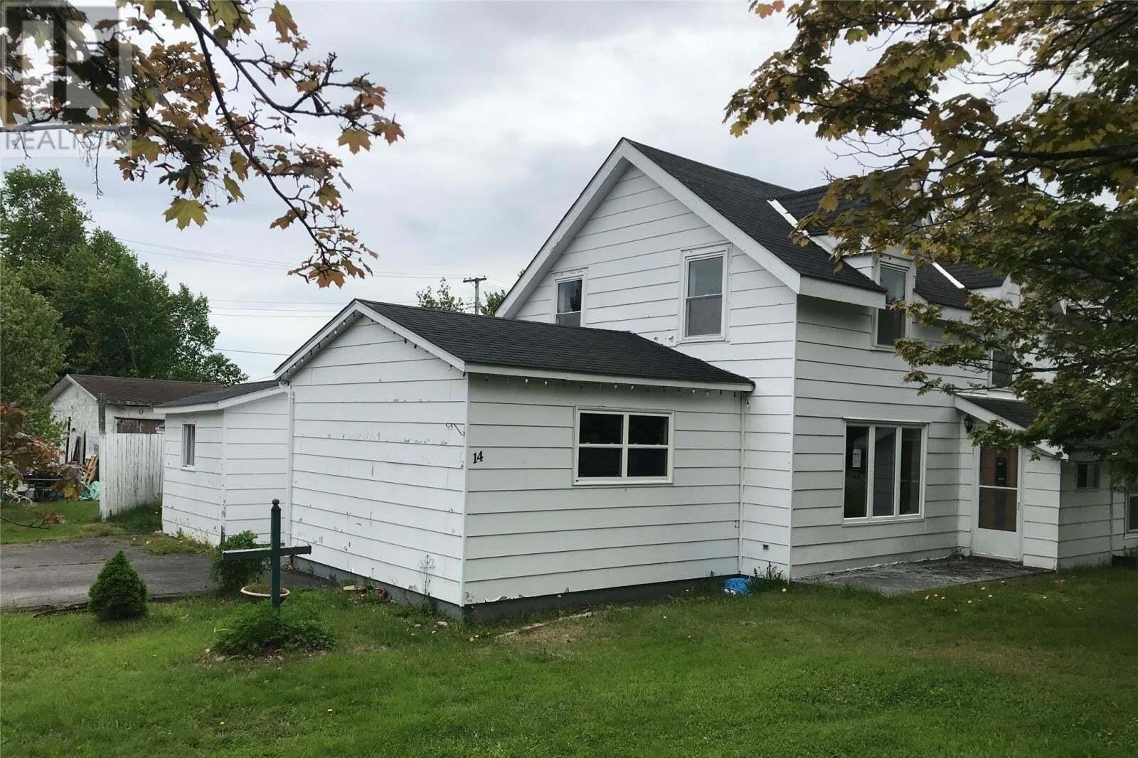 House for sale at 14 Circular Rd Grand Falls-windsor Newfoundland - MLS: 1199001