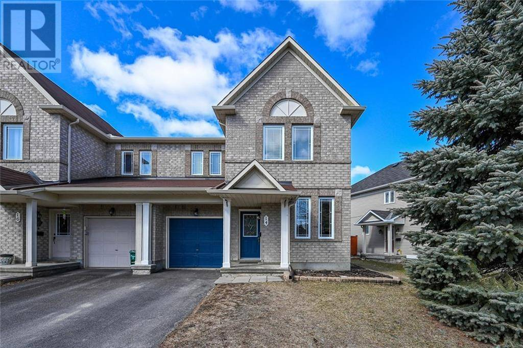 House for sale at 14 Collington St Nepean Ontario - MLS: 1187770