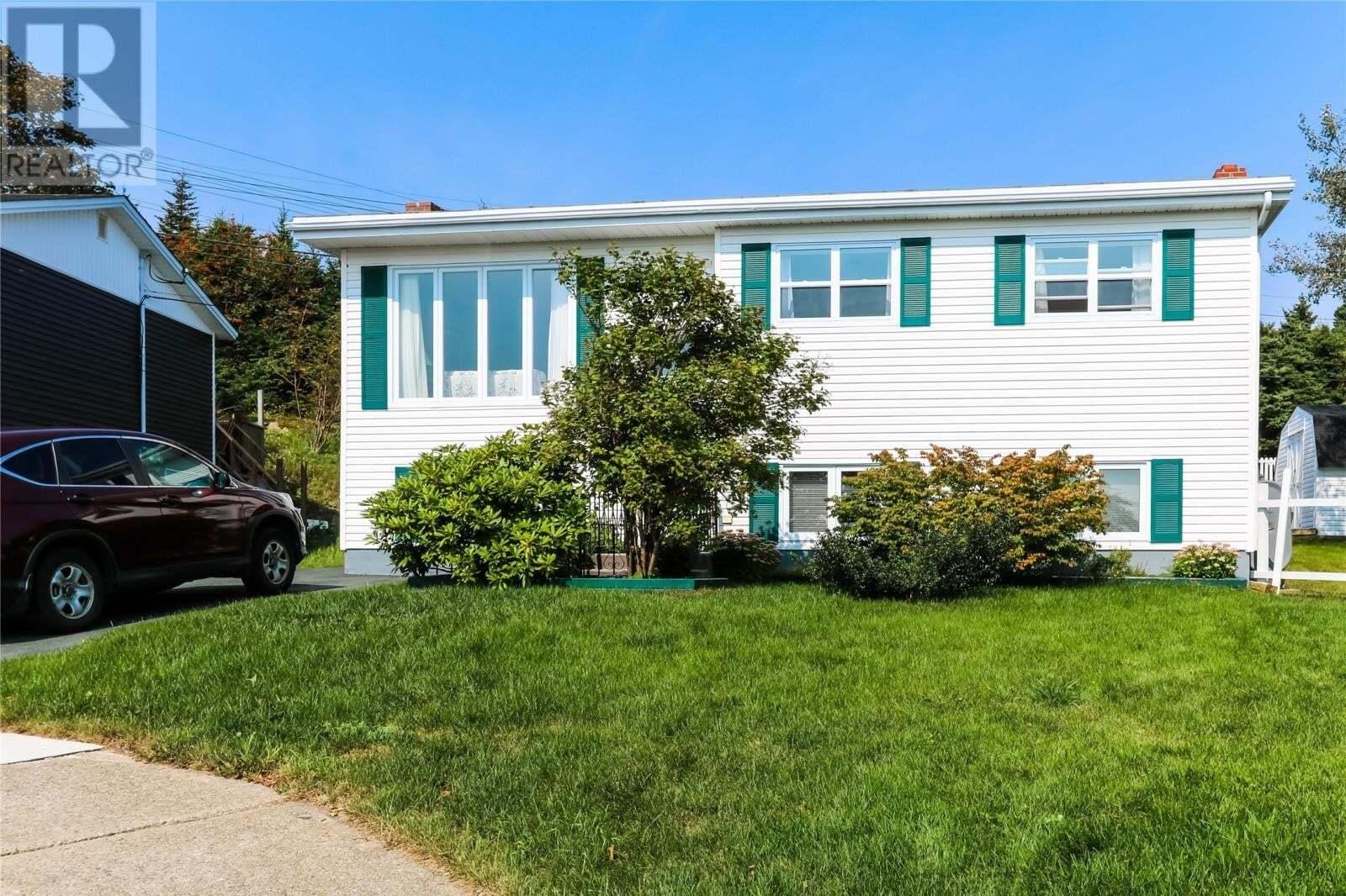 House for sale at 14 Collins Pl St. John's Newfoundland - MLS: 1221196