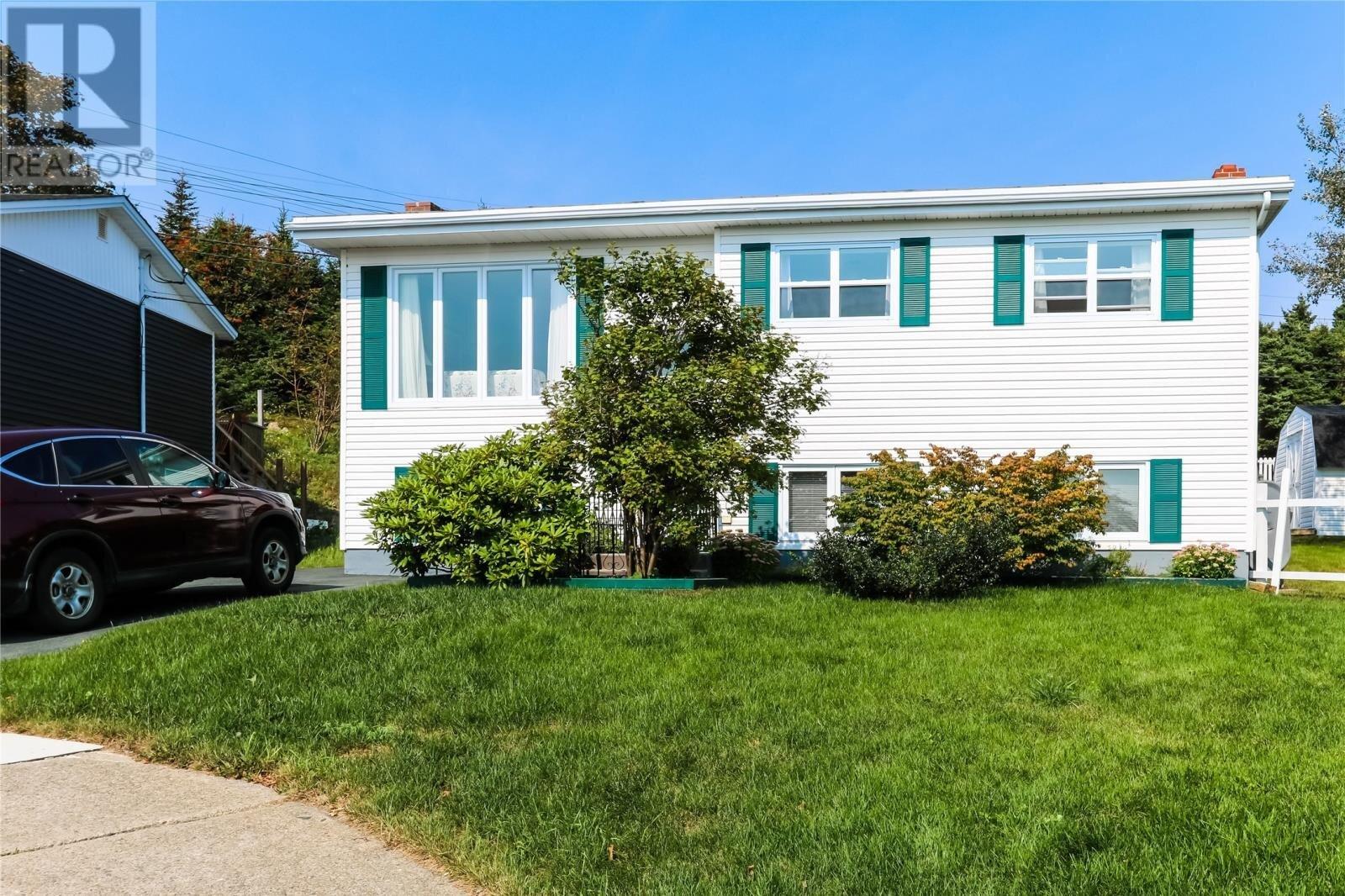 House for sale at 14 Collins Pl St. John's Newfoundland - MLS: 1222886