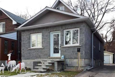 House for rent at 14 Cordella Ave Toronto Ontario - MLS: W4678237