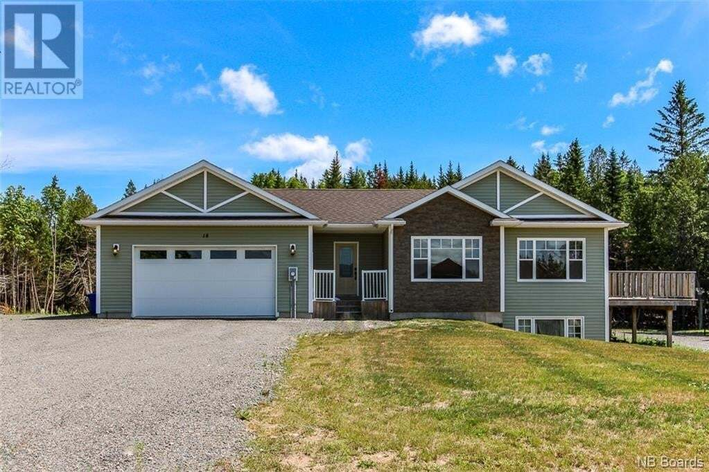 House for sale at 14 Corduroy Rd Quispamsis New Brunswick - MLS: NB046564