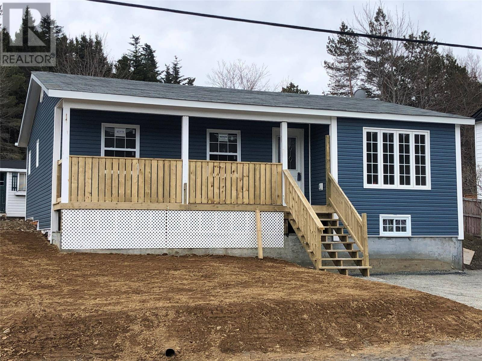 House for sale at 14 Cranes Rd Spaniard's Bay Newfoundland - MLS: 1209095