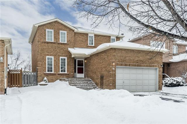 For Sale: 14 Cuthbert Street, Barrie, ON   3 Bed, 4 Bath House for $499,900. See 10 photos!