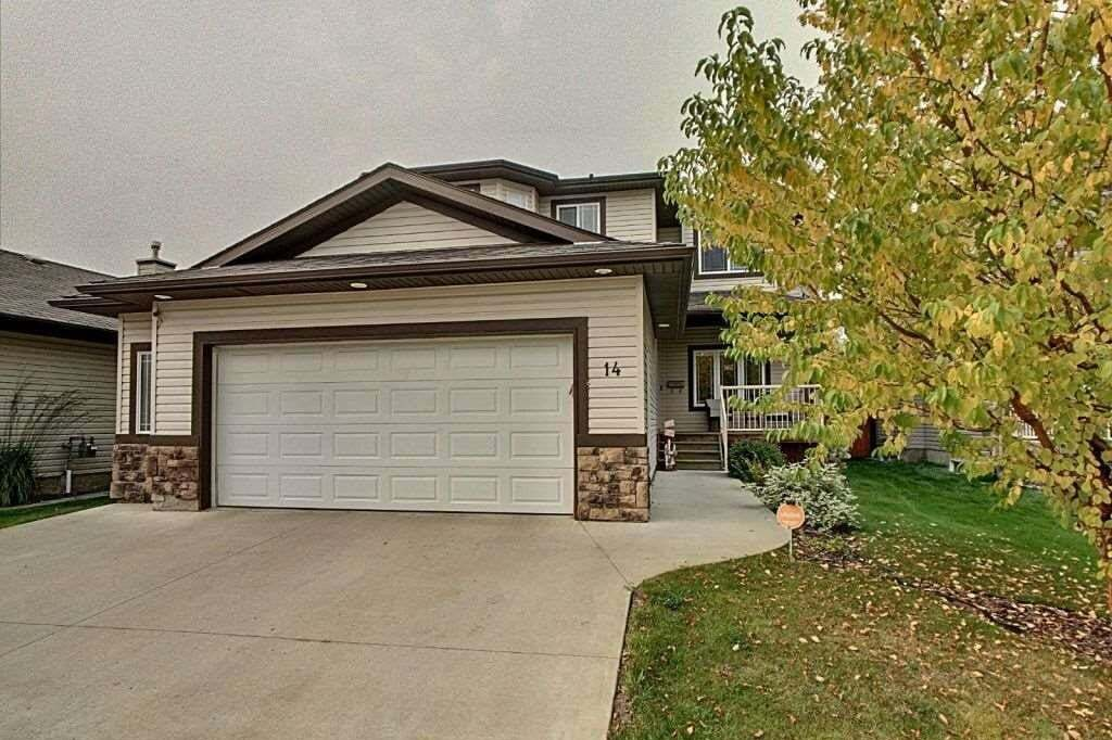 House for sale at 14 Danfield Pl Spruce Grove Alberta - MLS: E4215104