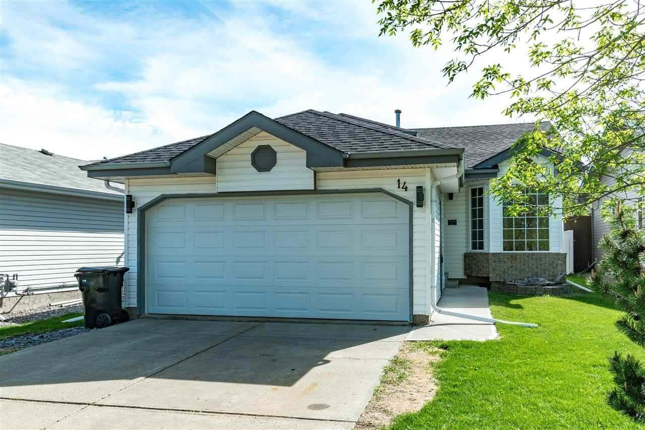 House for sale at 14 Daniels Wy Sherwood Park Alberta - MLS: E4199508