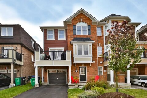 Townhouse for sale at 14 Deancrest Rd Brampton Ontario - MLS: W4977907
