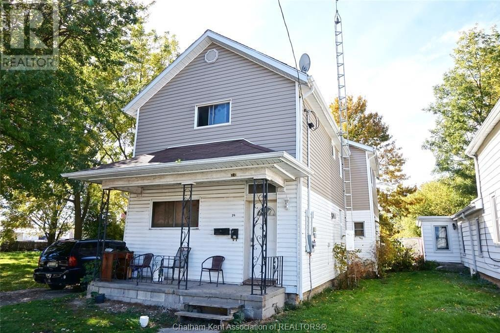 Townhouse for sale at 14 Degge St Chatham Ontario - MLS: 20013668
