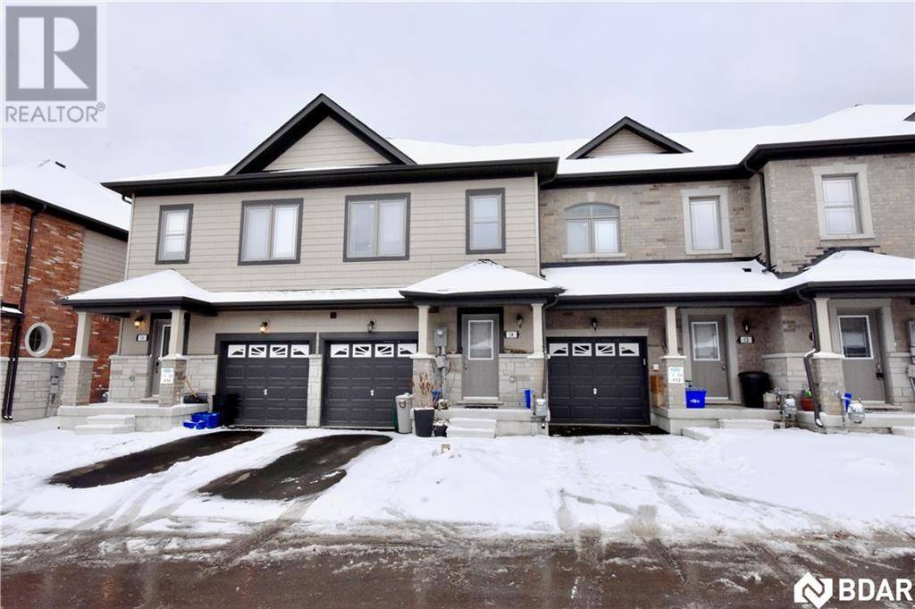 Townhouse for sale at 14 Deneb St Barrie Ontario - MLS: 30784806