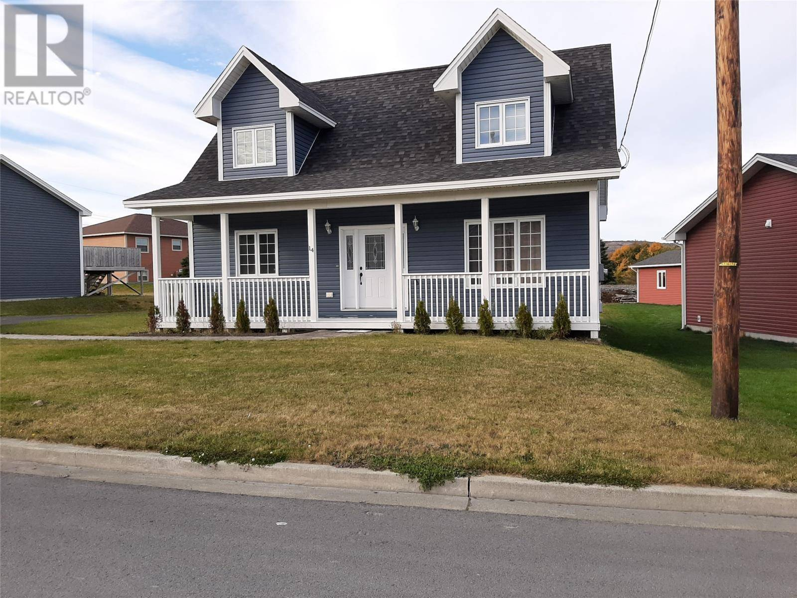 House for sale at 14 D'iberville St Carbonear Newfoundland - MLS: 1205344