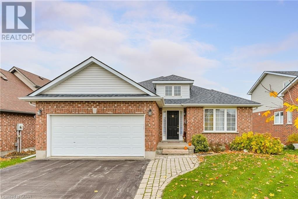 House for sale at 14 Dickinson Ct Elora Ontario - MLS: 40038077