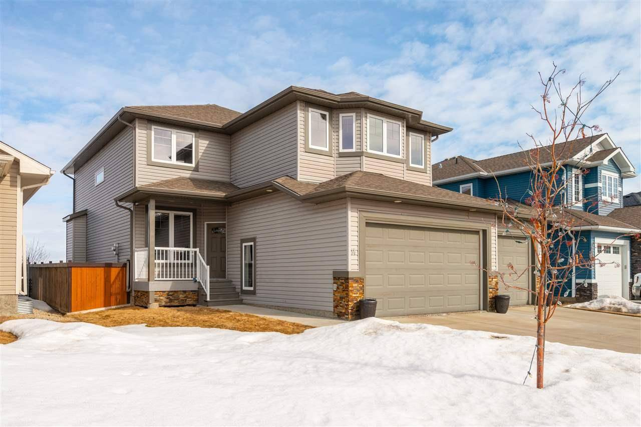 House for sale at 14 Dillworth Cres Spruce Grove Alberta - MLS: E4193025