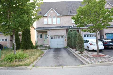 Townhouse for rent at 14 Dooley Cres Ajax Ontario - MLS: E4853624