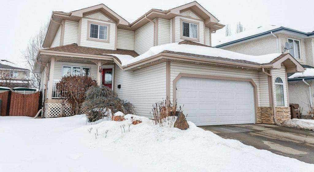 House for sale at 14 Dunfield Cres St. Albert Alberta - MLS: E4186160