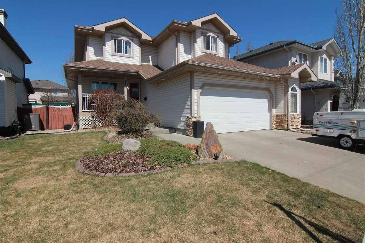 House for sale at 14 Dunfield Cres St. Albert Alberta - MLS: E4193170